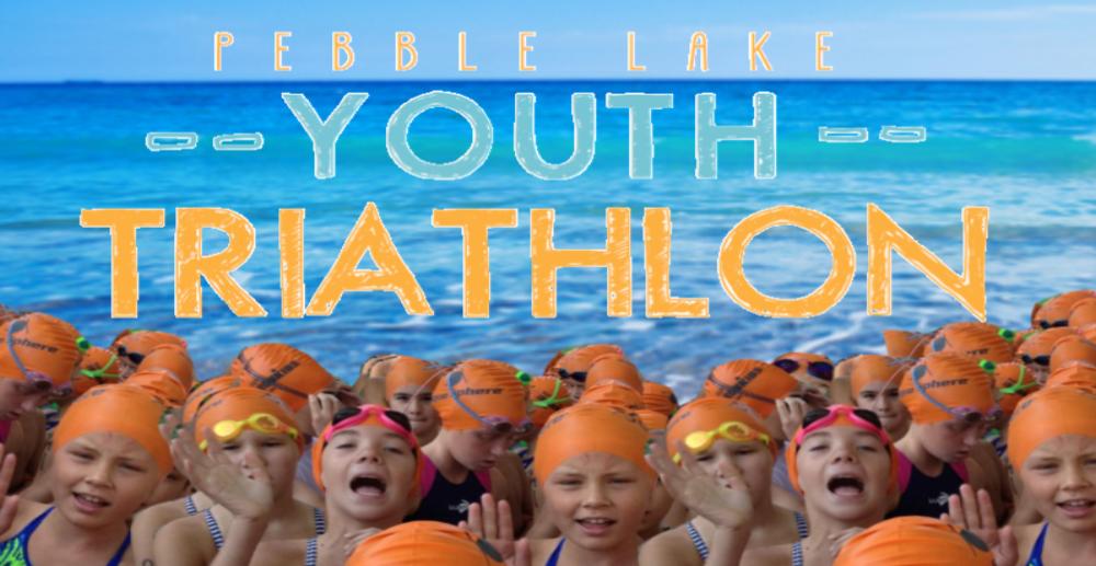 Pebble Lake Youth Triathlon